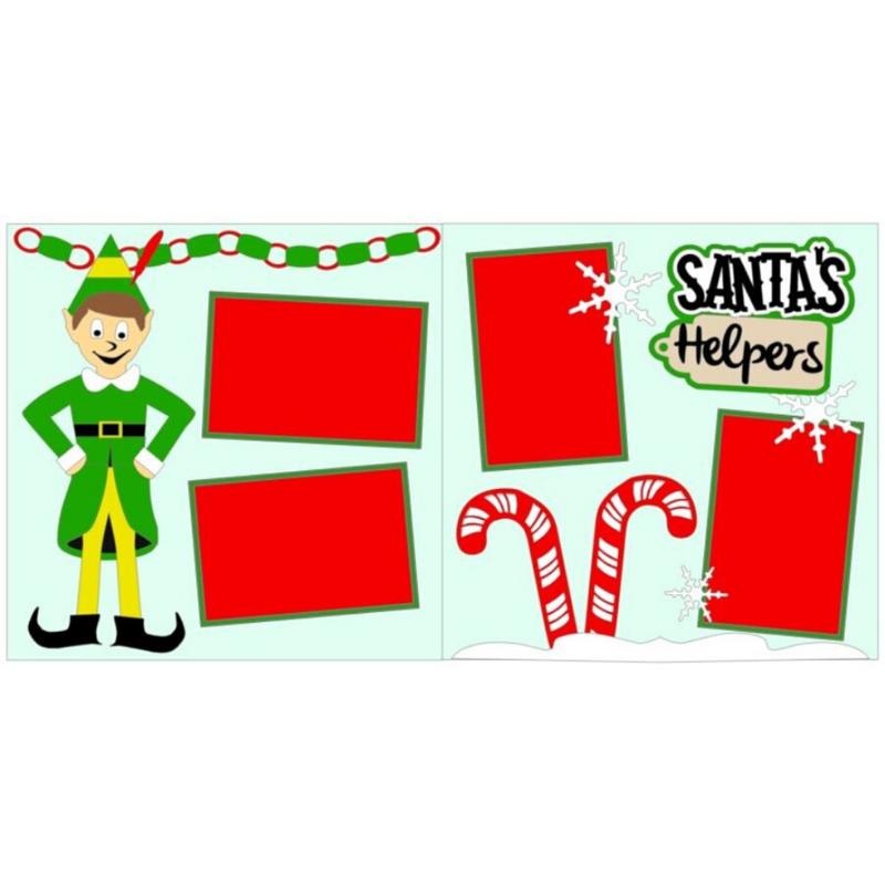 Santas Helpers Kit