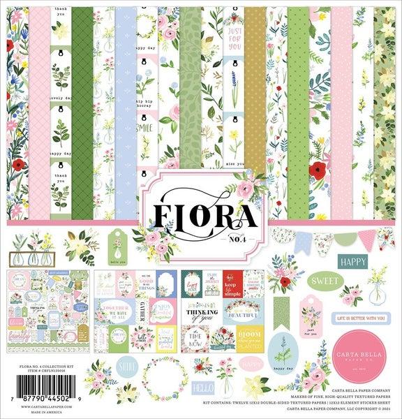 Flora No.4 Paper Pack