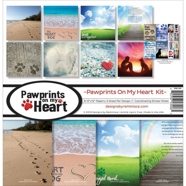 PawPrints Paper Pack