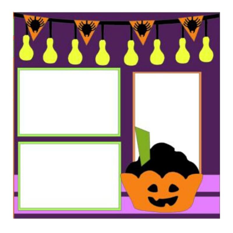Halloween Party Kit