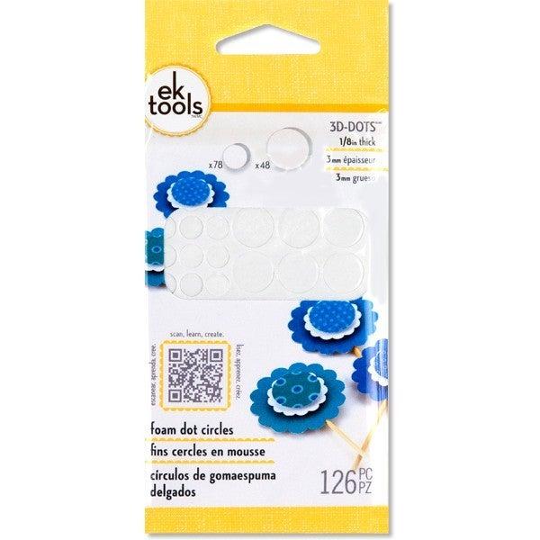 ek Tools Foam Dot Circles