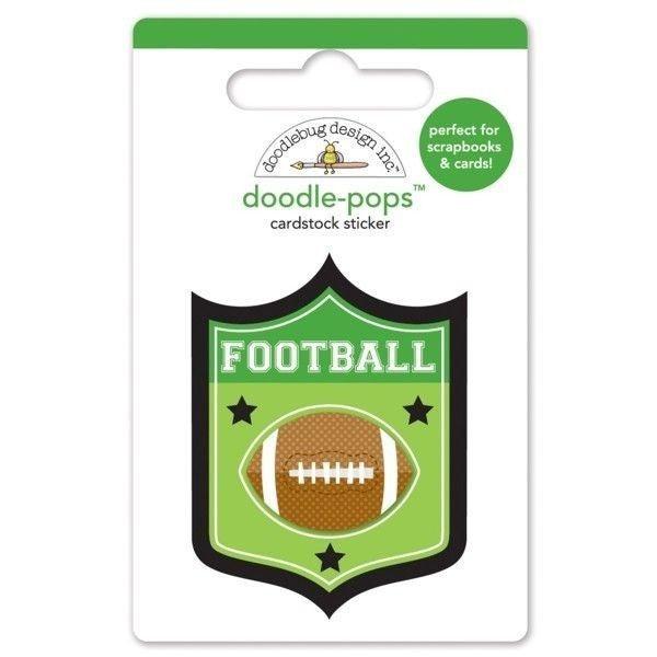 Touchdown Football Doodlepop