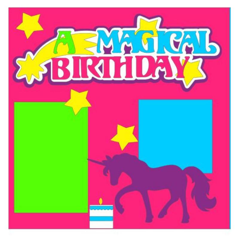 A Magical Birthday Kit