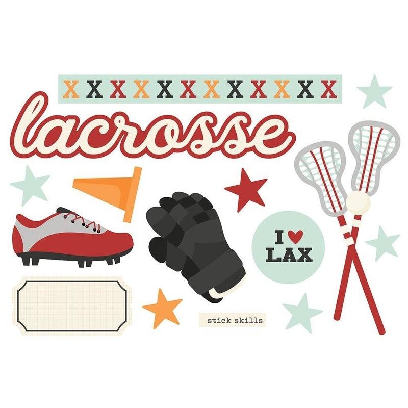 Lacrosse Page Pieces