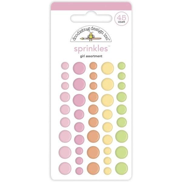 Doodlebug Sprinkles Epoxy Dots