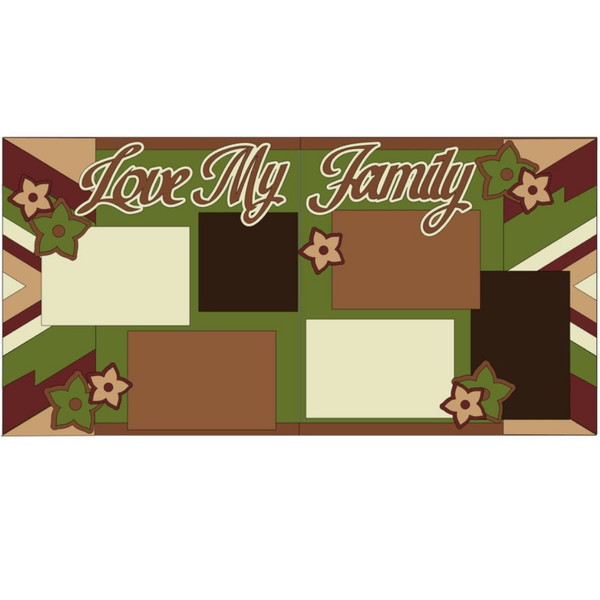 Love My Family Kit