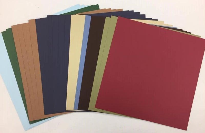 DML Creekside Background Cardstock Pack