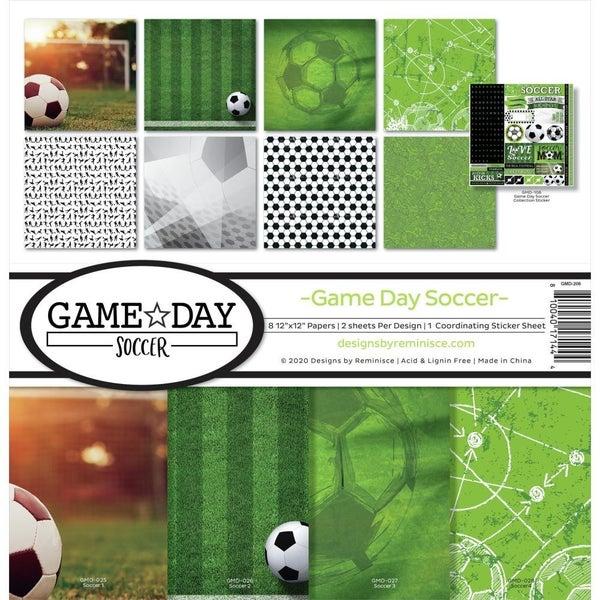Soccer Paper Pack