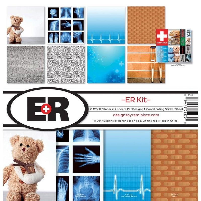 Emergency Room Paper Pack