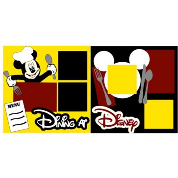 Dining At Disney Kit