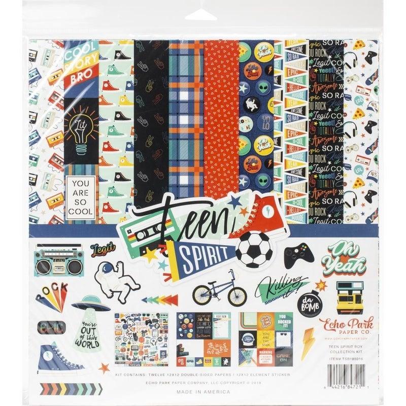 Teen Spirit Paper Pack