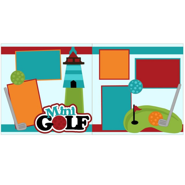 Mini Golf Kit
