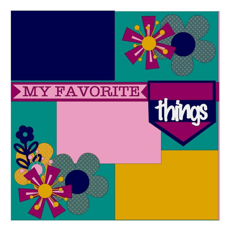My Favorite Things Bright kit