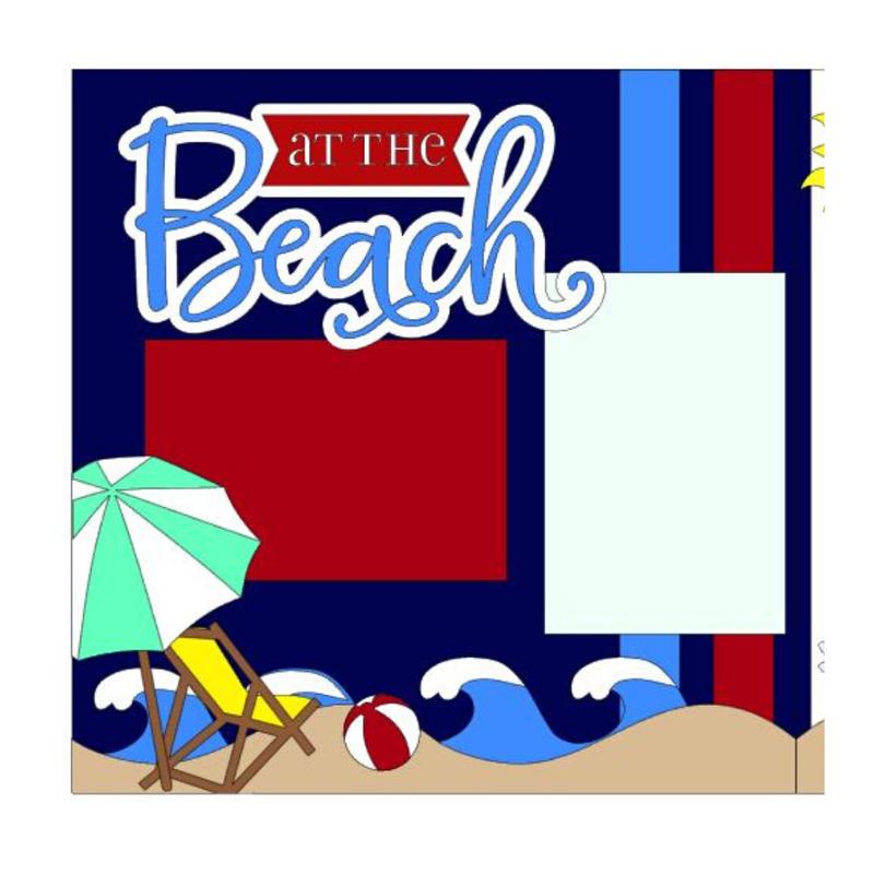 At the Beach 2019 kit