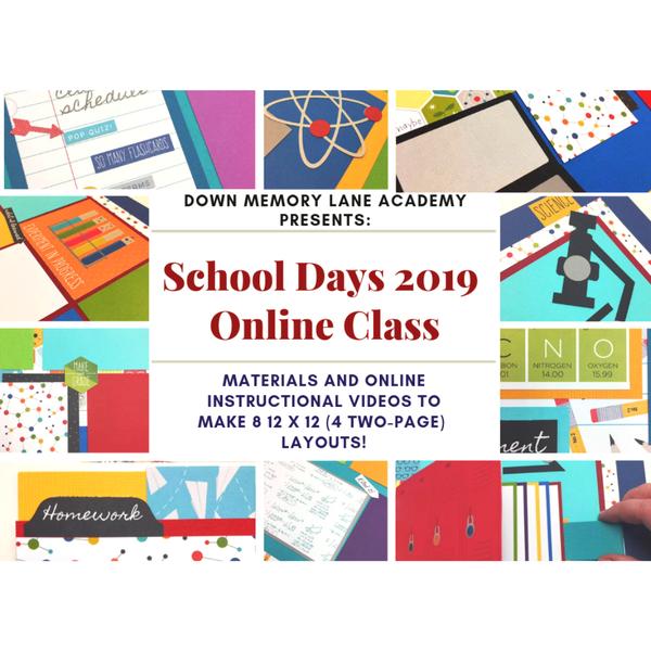 School Online Class