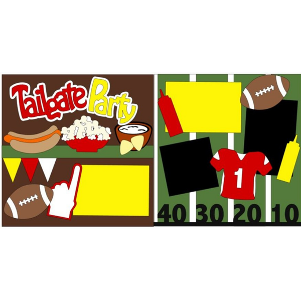 Tailgate Party Kit