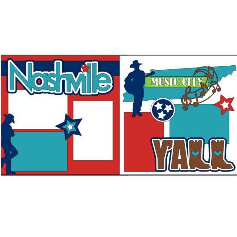 Nashville kit