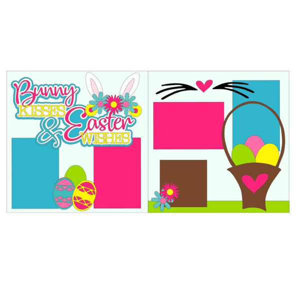 Bunny Kisses and Easter Wishes Kit