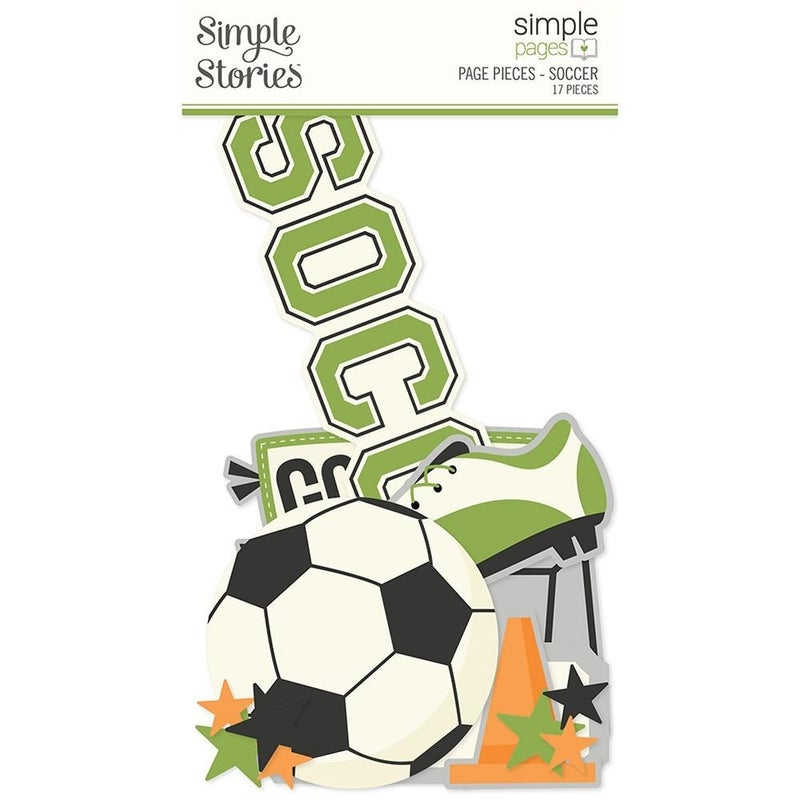 Soccer Page Pieces