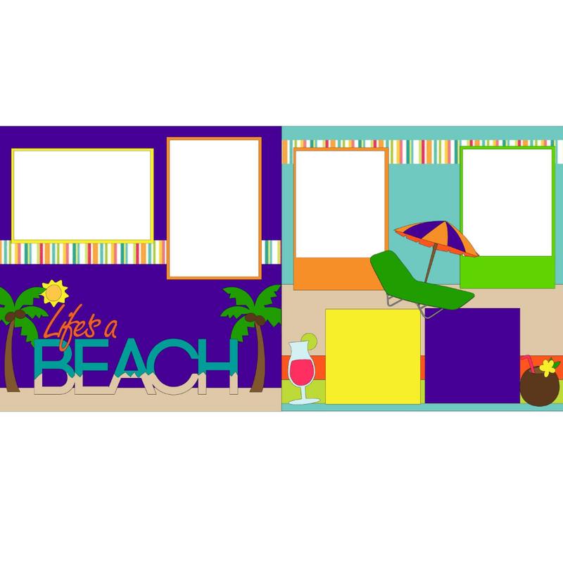 Life's a Beach Kit