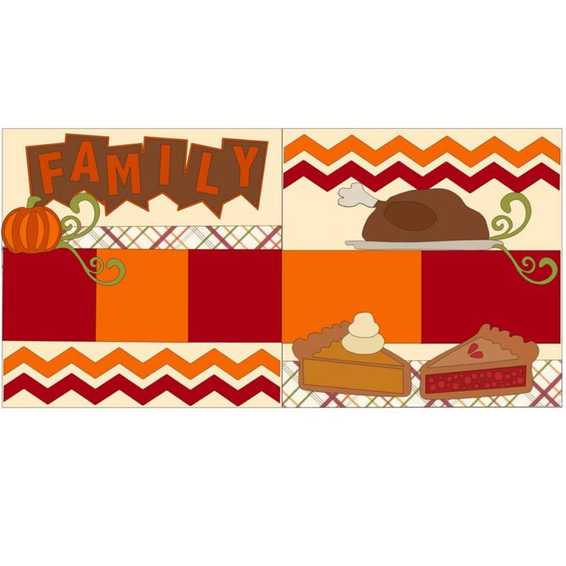 Family Thanksgiving Kit