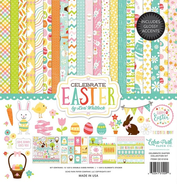 Celebrate Easter Paper Pack
