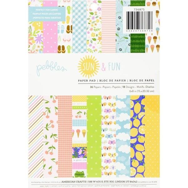 Sun & Fun 6x8 Paper Pack
