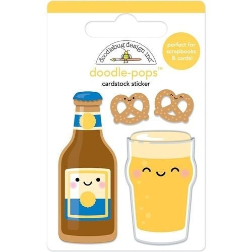 Be Happy Beer Doodlepop