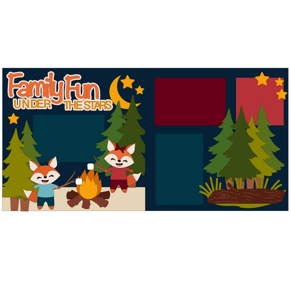Family Fun Under the Stars Kit