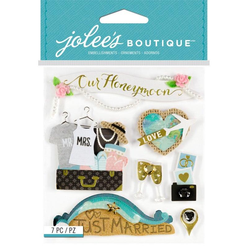 Honeymoon Stickers