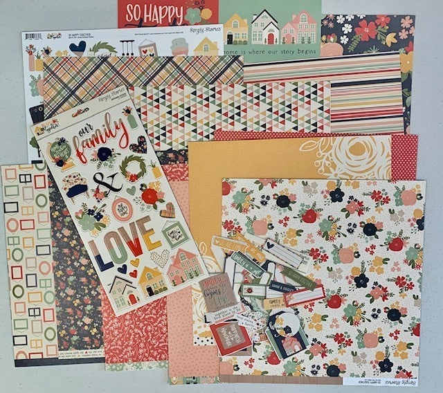 Simple Stories So Happy Together Value Bundle