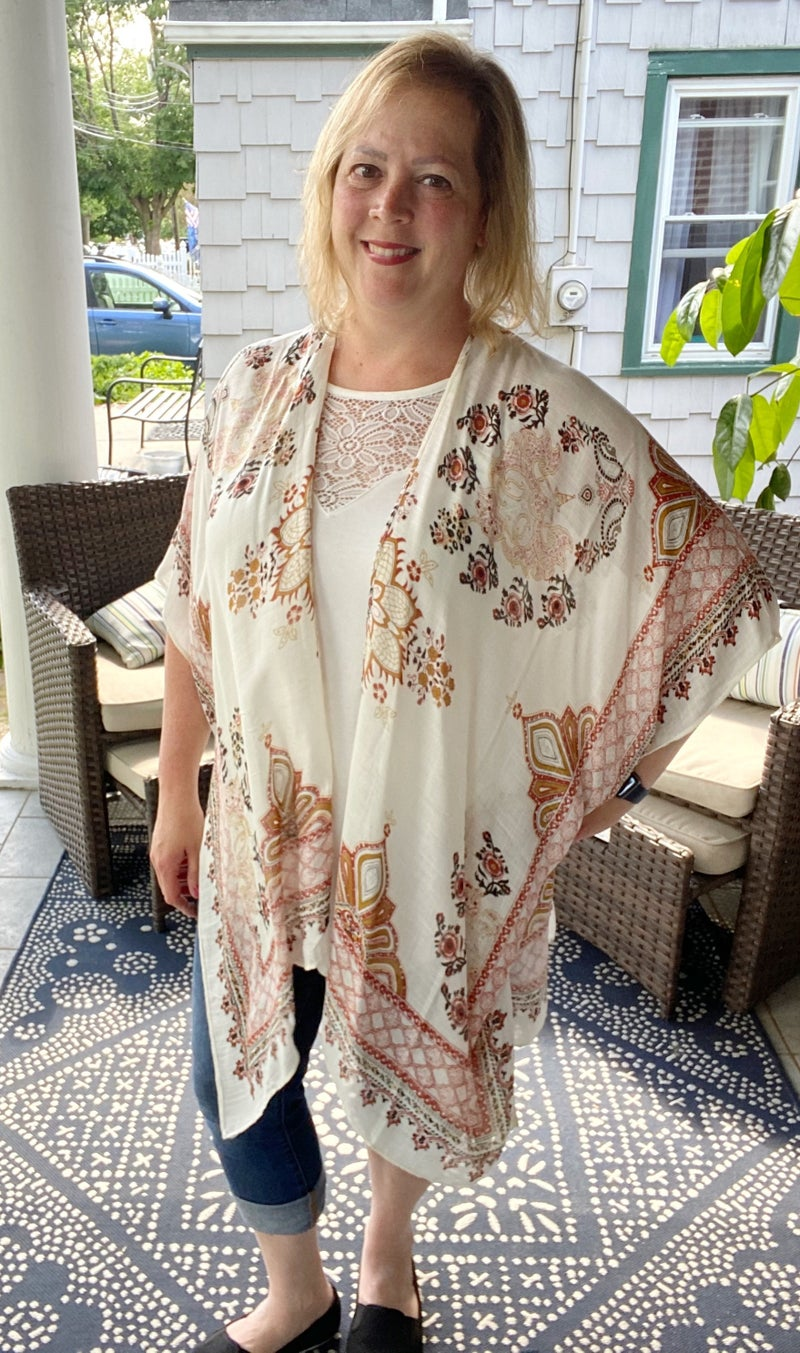 The Bali Kimono