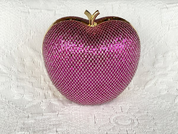 Evening Bags Pink Apple