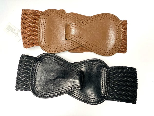 Cinch Belt - Brown