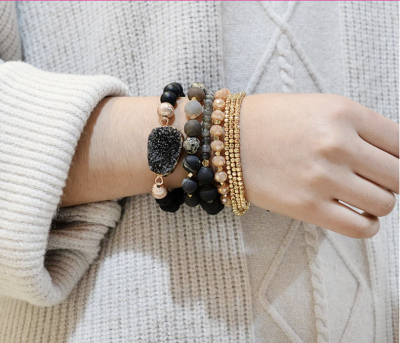 Arm Candy Stackable Bracelets