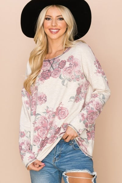 Floral Perfection Top