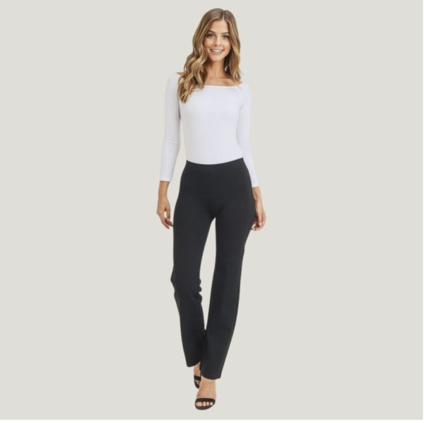 Pull-on Bootcut Pant
