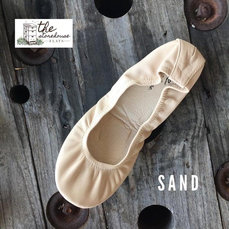 Storehouse Flats Sand