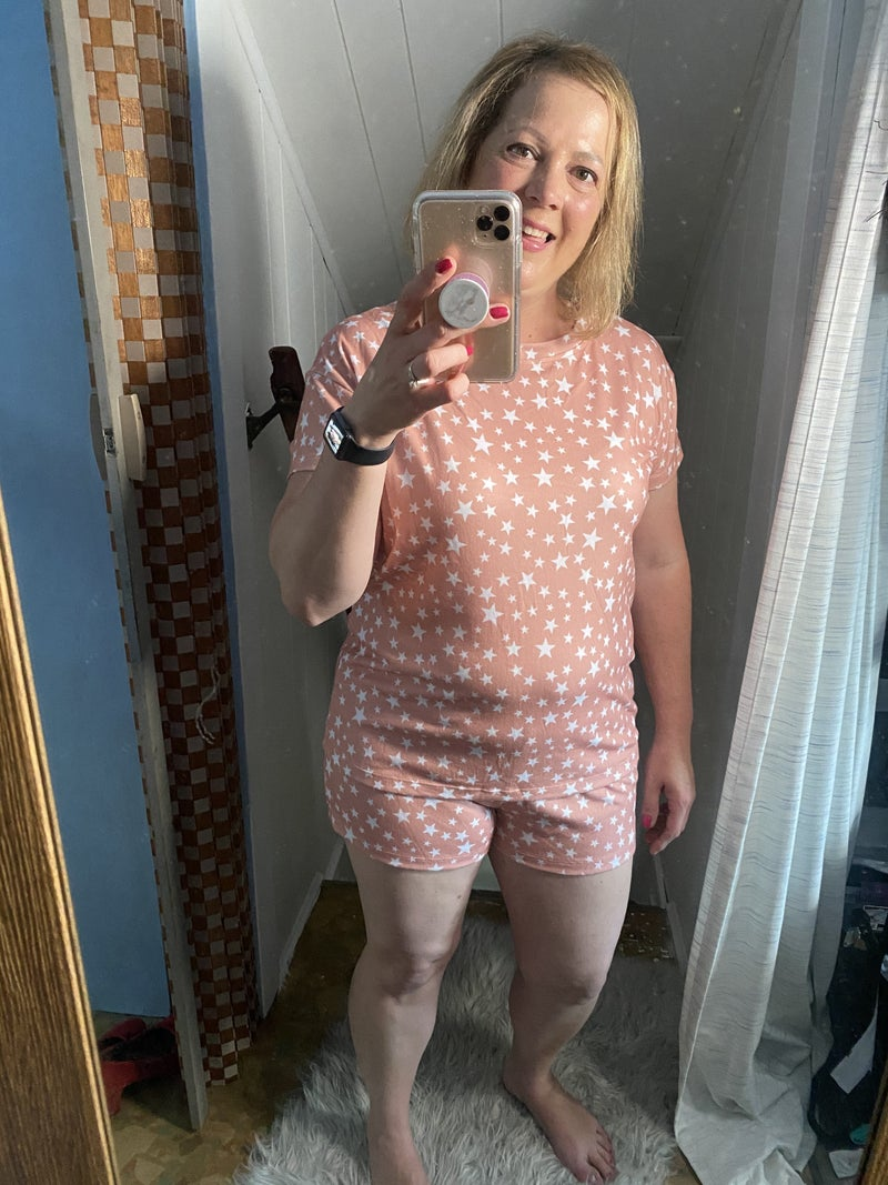 Oh My Stars Pajama Set