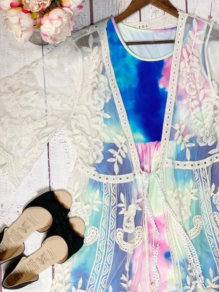 Delicate Days Kimono