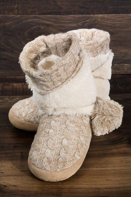 Fireside Slippers
