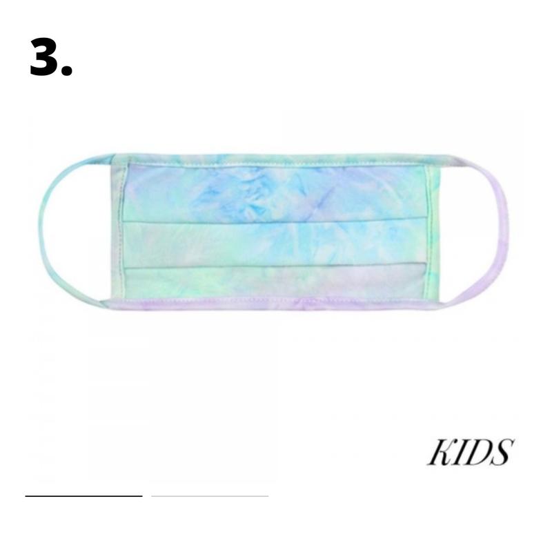 Kids Masks *Final Sale*