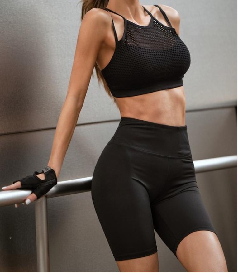 Active Gal Bike Shorts