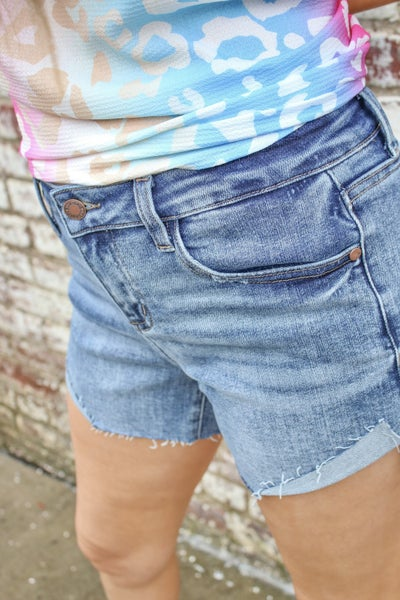 Judy Blue Forever Summer Shorts