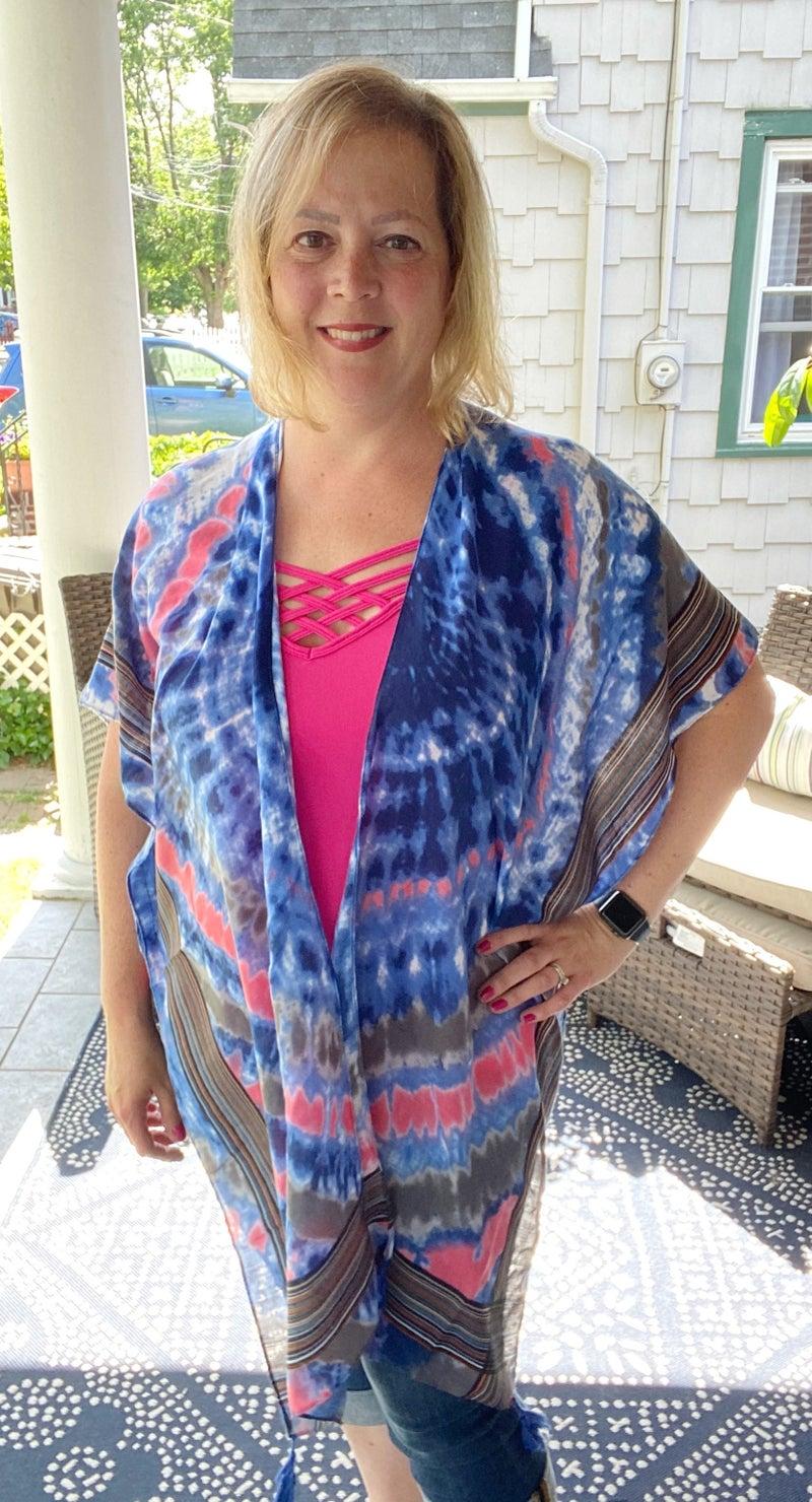 Miami Kimono