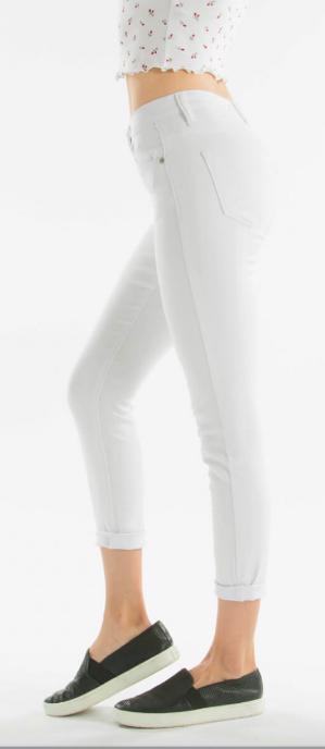 June Crops - White