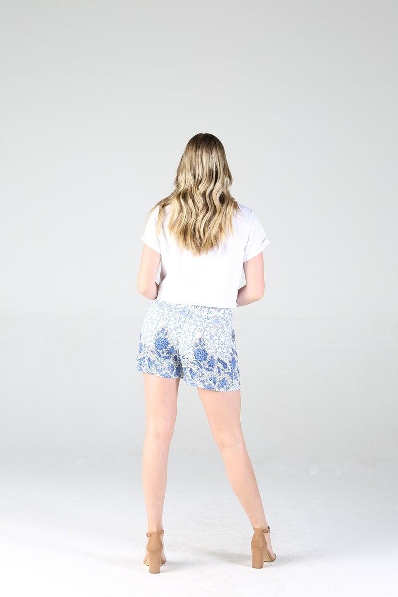 Mystic Lagoon Shorts