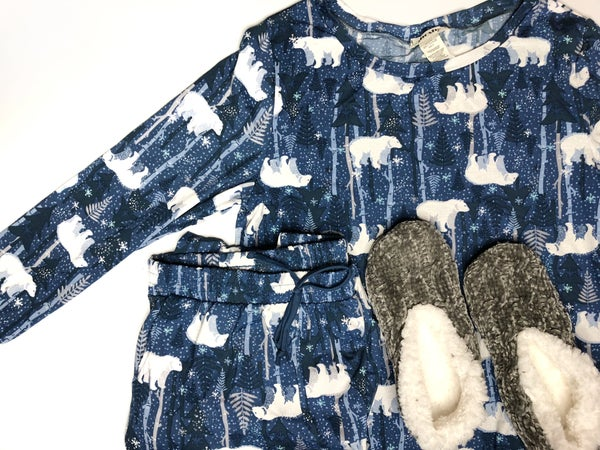 Polar Bear Pajama Set *Final Sale*