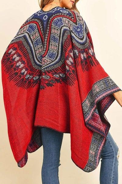 Tallulah Open Front Kimono