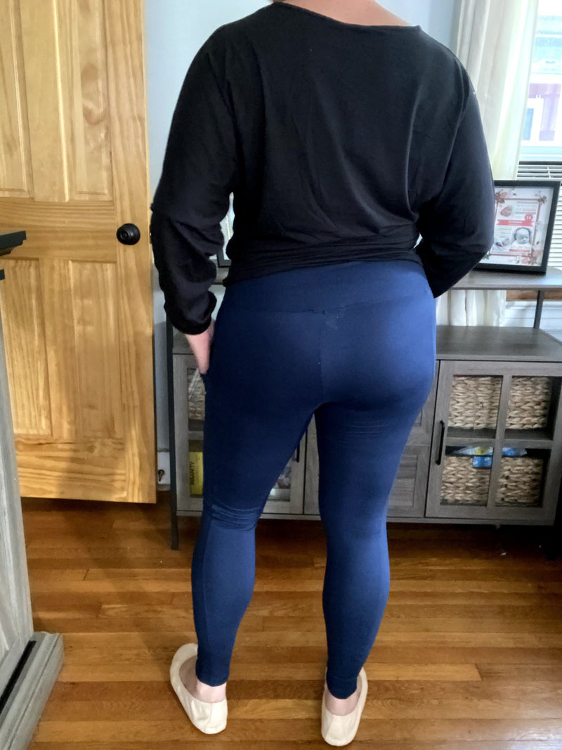 Leggings with a Pocket